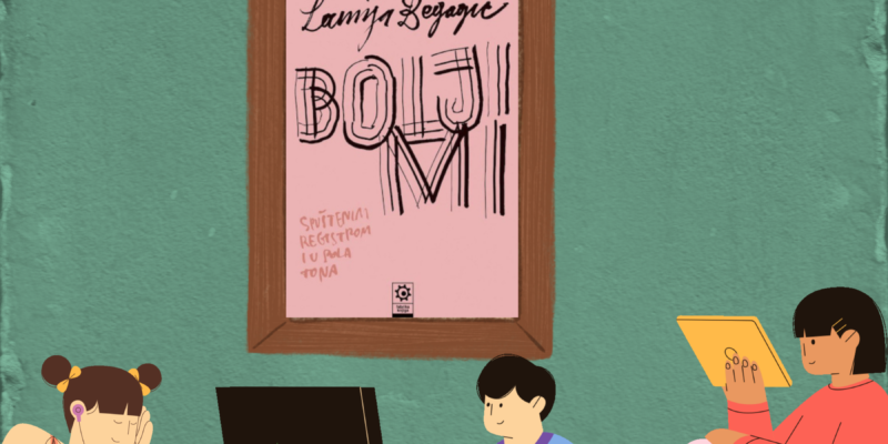 """Lamija Begagić, """"Bolji mi"""""""